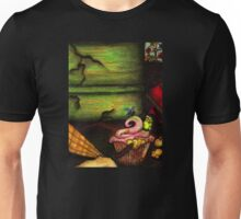 Insects Eating Carnival Scraps Unisex T-Shirt