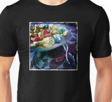 Colorful Bowl of Mixed Cereal Unisex T-Shirt