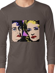 Whatever Happened To Baby Jane Hudson? Long Sleeve T-Shirt