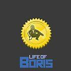 Gopnik Award by lifeofboris