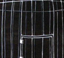 The Bird Cage Sticker