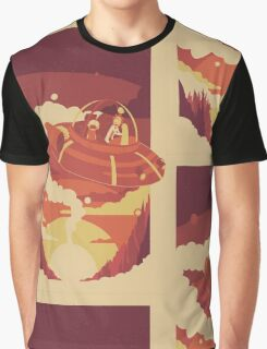 Rick And Morty Art #1 Graphic T-Shirt