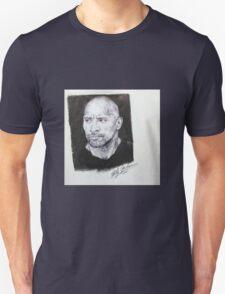 Dwayne Johnson (The Rock) Unisex T-Shirt