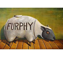 Furphy Yarn Photographic Print