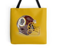 Redskins Helmet Tote Bag