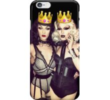 Violet Chachki and Pearl iPhone Case/Skin