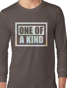 G-Dragon One of a Kind Rainbow Watercolor Long Sleeve T-Shirt
