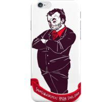 Winchesters' bacon iPhone Case/Skin