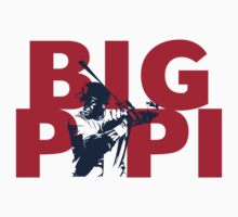 David Ortiz - Big Papi One Piece - Short Sleeve