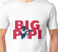 David Ortiz - Big Papi Unisex T-Shirt