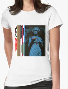 Mirror, mirror... Womens Fitted T-Shirt