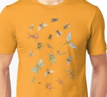 Creepy crawlies: spring edition Unisex T-Shirt