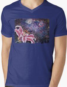 Stargazer Mens V-Neck T-Shirt