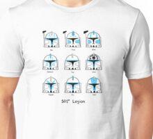 501st Clone Battalion Unisex T-Shirt