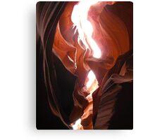 Antilope Canyon, US Canvas Print