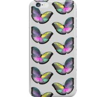 Space Butterfly iPhone Case/Skin