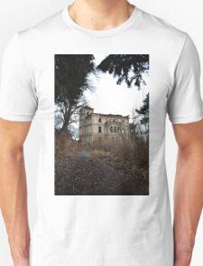Abandoned asylum Unisex T-Shirt