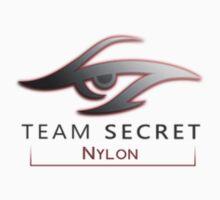Team Secret - Nylon One Piece - Long Sleeve