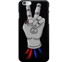 Robot Peace iPhone Case/Skin