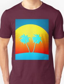 Psychedelic Palms T-Shirt