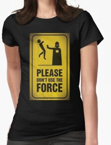 Star Wars Womens Fitted T-Shirt