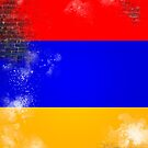 Armenian Flag by Confundo