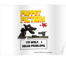 PUPPET FICTION - PUPAZZO CRIMINALE Poster