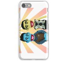 Klaine Puppet iPhone Case/Skin