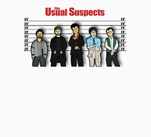 Usual Suspects Unisex T-Shirt