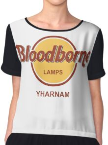 Bloodborne Lamps - Yharnam Chiffon Top