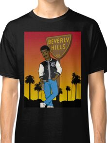 Axel Foley Animated Classic T-Shirt