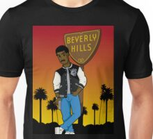 Axel Foley Animated Unisex T-Shirt