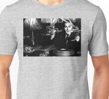 Ed Wood Scissorhands Unisex T-Shirt