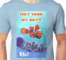 Finding Walt Unisex T-Shirt