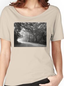Follow That Road Women's Relaxed Fit T-Shirt