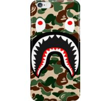 shark army iPhone Case/Skin