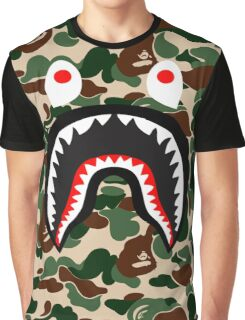 shark army Graphic T-Shirt