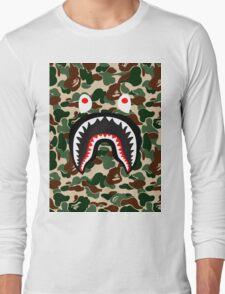 shark army Long Sleeve T-Shirt