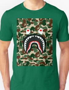 shark army Unisex T-Shirt