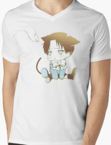 Manga Mens V-Neck T-Shirt