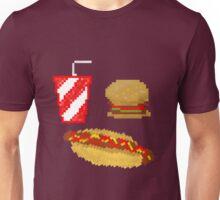 16-Bit Nom Noms Unisex T-Shirt