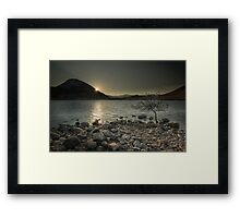 Mount Errigal - Donegal Framed Print