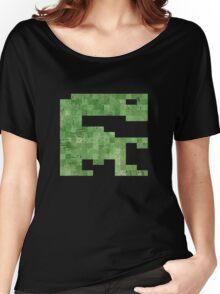 E.T. Vintage Pixels Women's Relaxed Fit T-Shirt