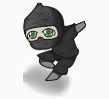 Chibi Style Ninja One Piece - Short Sleeve