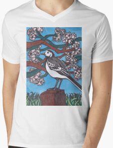 wagtail Mens V-Neck T-Shirt