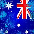 Australian Flag by Confundo