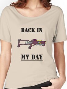NERF TOY DESIGN- BACK IN MY DAY Women's Relaxed Fit T-Shirt