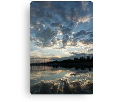 Sky Glory Canvas Print