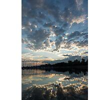 Sky Glory Photographic Print