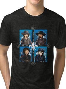 The Musketeers season 3 Tri-blend T-Shirt